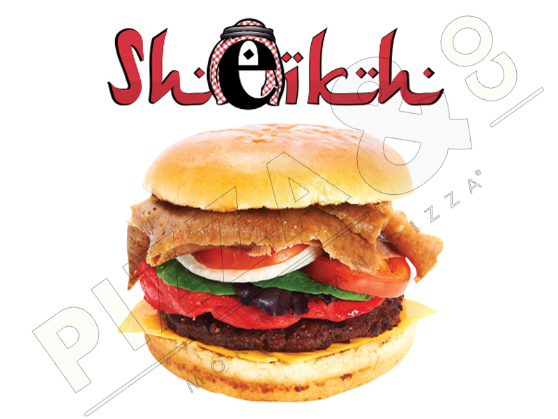 The Sheikh Burger