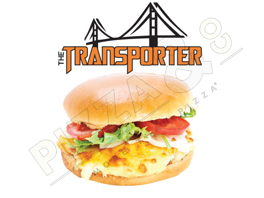 The Transporter Burger