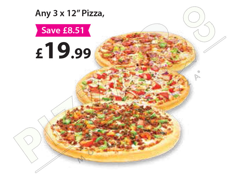 Meal Deals Pizza Co Thornaby